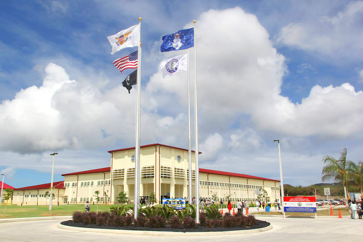 Joint Force Headquarters Virgin Islands National Guard