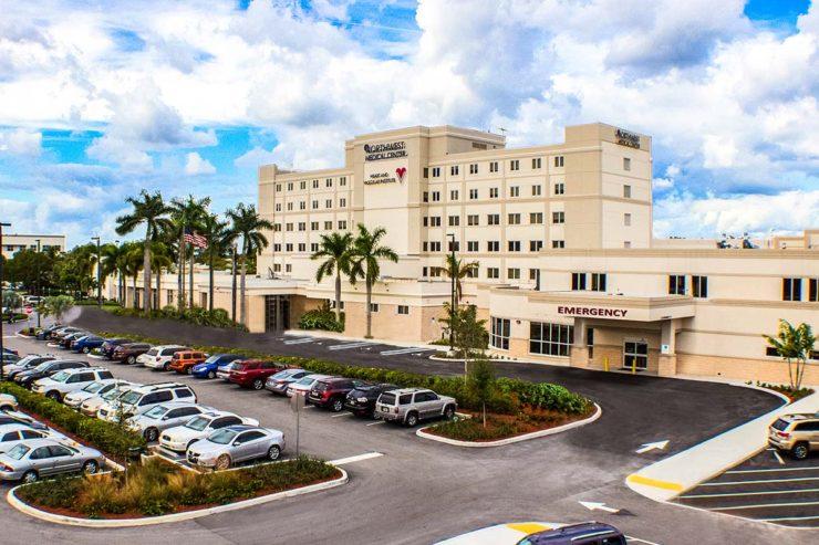 Northwest Medical Center Emergency Department & Renovations
