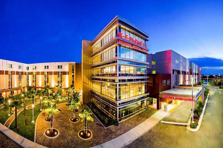 Kendell Regional Medical Center OR Expansion & 3rd Floor Shell Addition