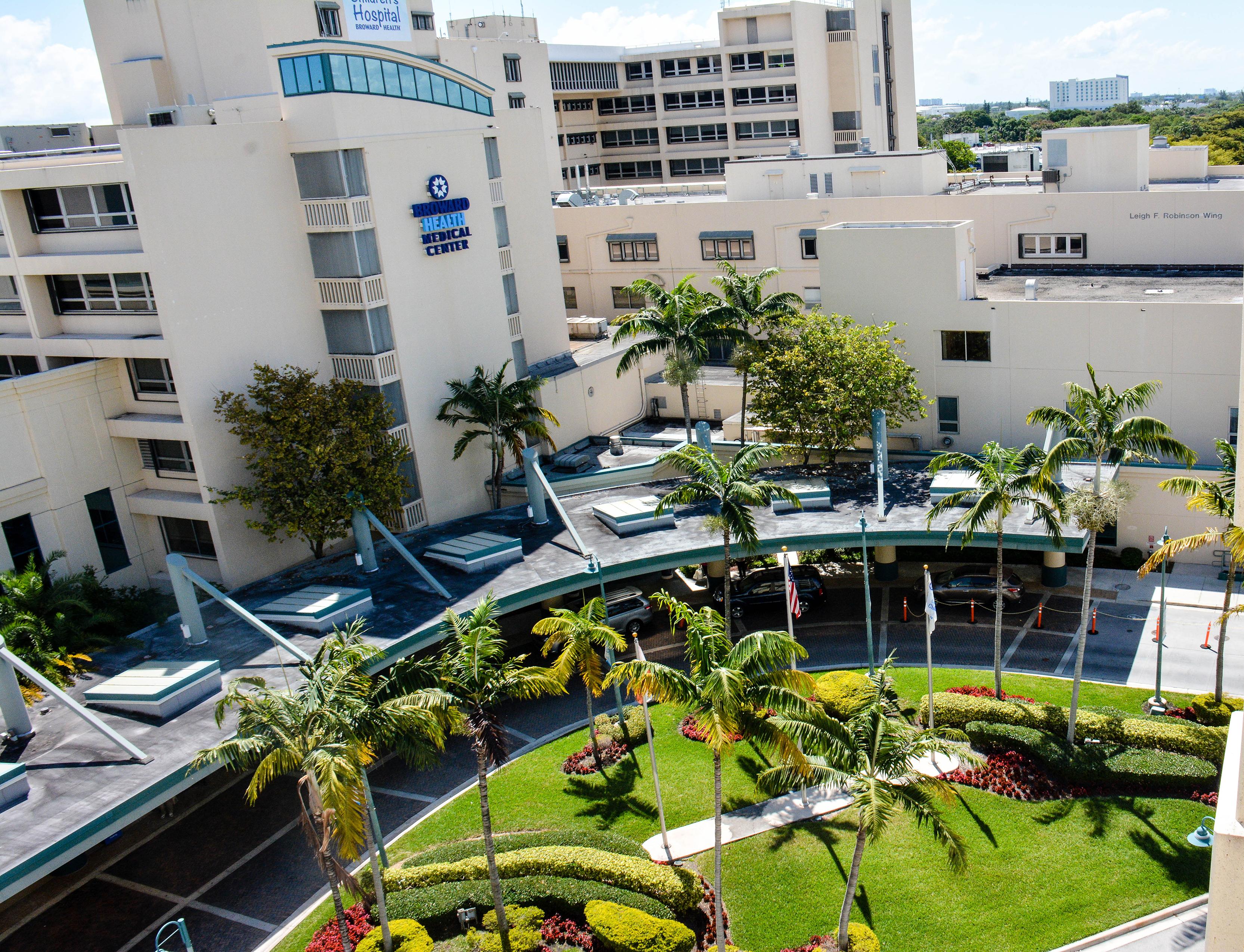 Broward Health Medical Center