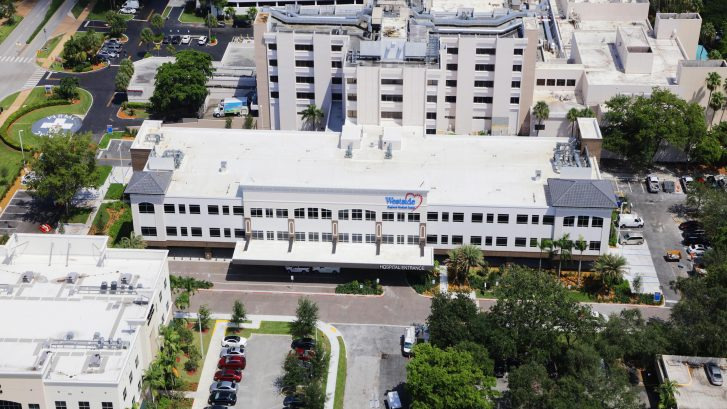Westside Regional Medical Center Expansion
