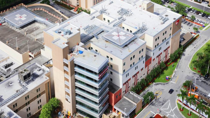 Kendall Regional Medical Center Bed Tower Expansion