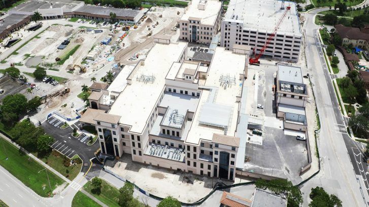 Davie Hospital and Medical Center