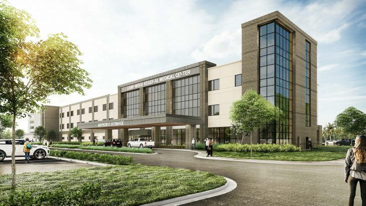 Lawnwood Regional Medical Center Bed Tower Expansion