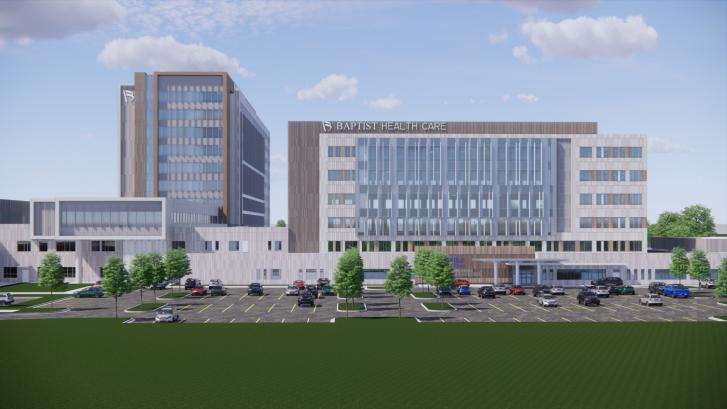 Baptist Healthcare  –  Brent Lane Campus